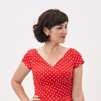 How to do an FBA on the Maisie Dress