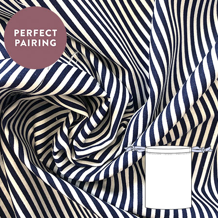 Sew Over It - French stripes