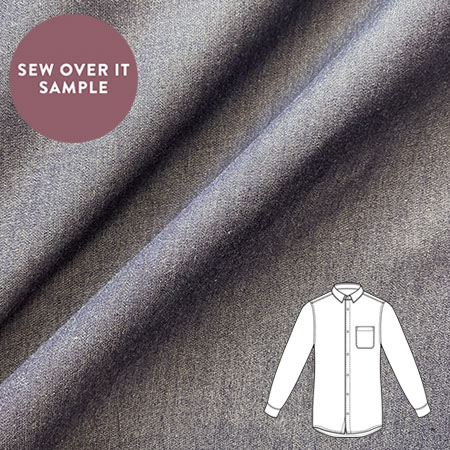 Sew Over It - Chambray Indigo