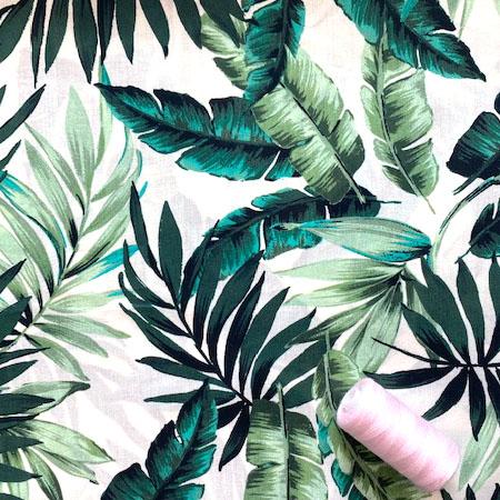 Sew Over It - Leafy tropics