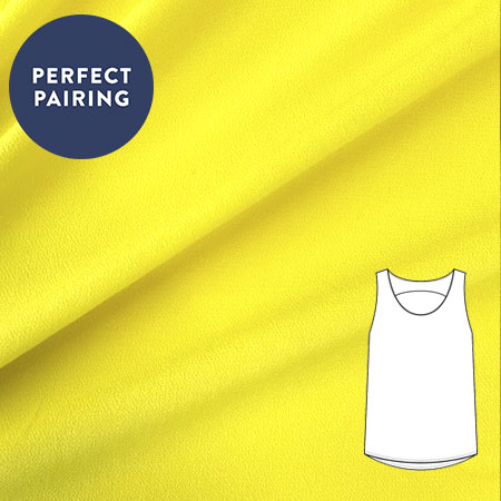 Sew Over It - Bright Yellow