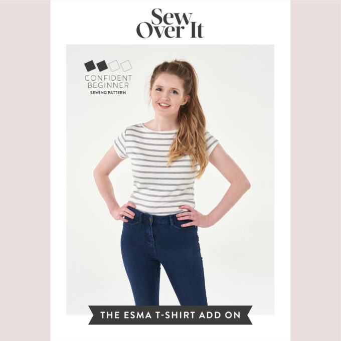 Sew Over It - Esma T-Shirt Add On Pack