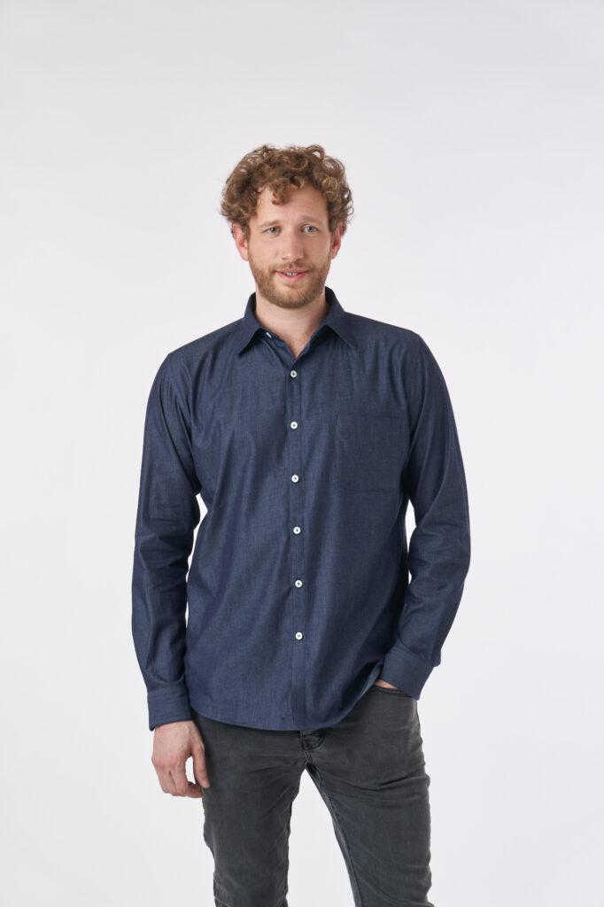 Sew Over It - Hackney Shirt