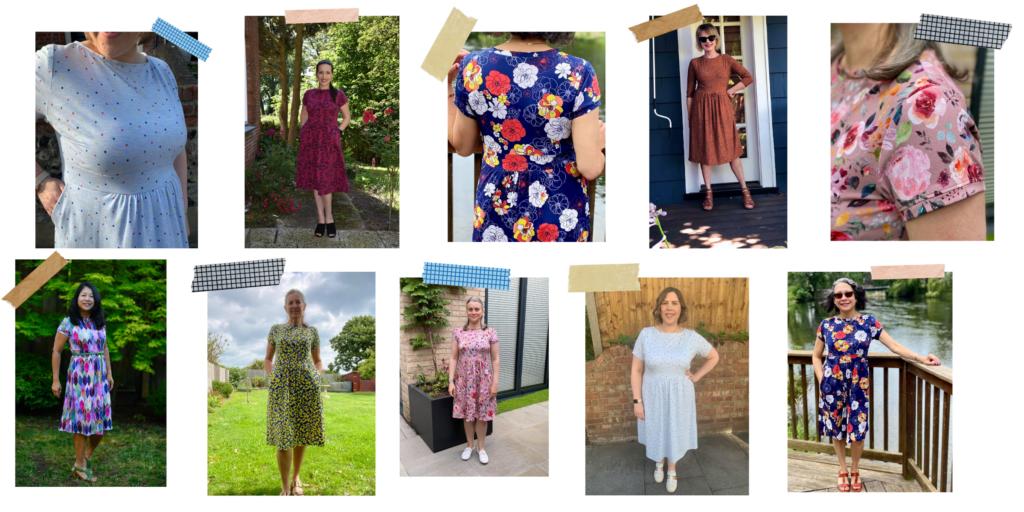 Sew Over It - Esma Dress Pattern Insiders