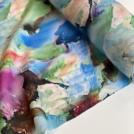 Sew Over It - artist landscape viscose