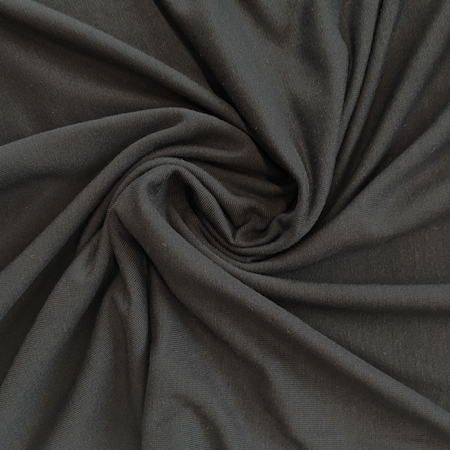Sew over it - Bamboo jersey black