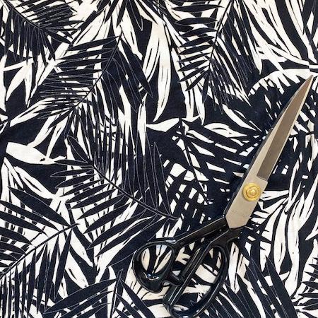 Sew Over It - Tropicana Monochrome