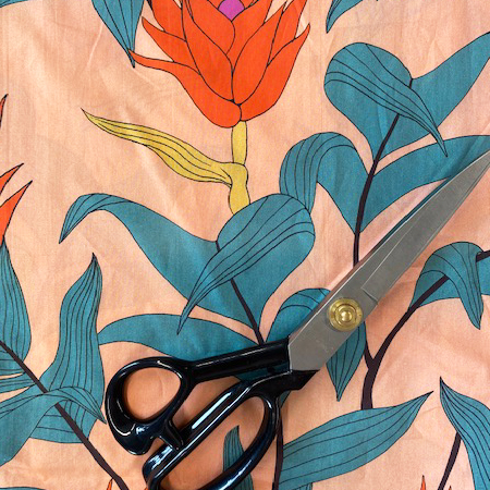 Sew Over It - Tropical Peach