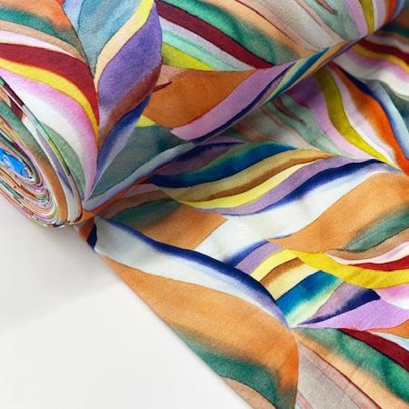 Sew Over It - watercolour swirls