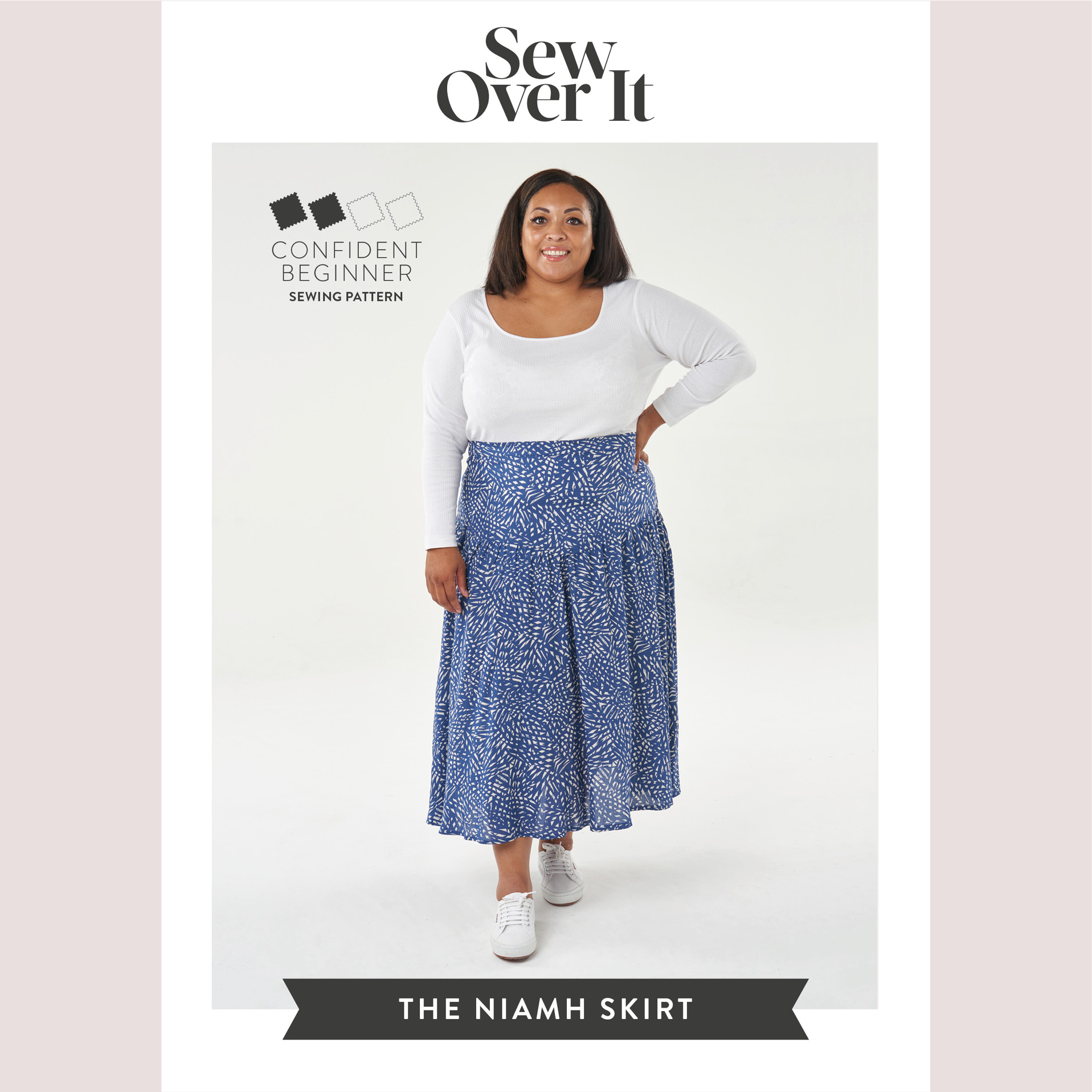 Sew Over It - Niamh Skirt Pattern Cover