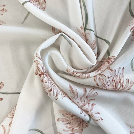 Sew Over It - Bridal Chrysanthiams