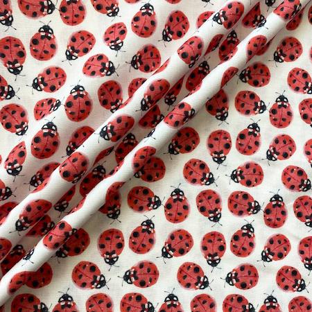 Sew Over It - Cotton - Ladybirds