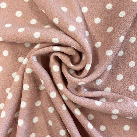 Sew Over It - Tea Party Polka Pink