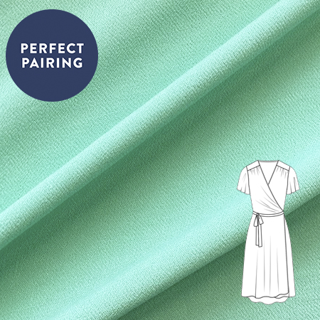 Sew Over It - Viscose Crepe Mint