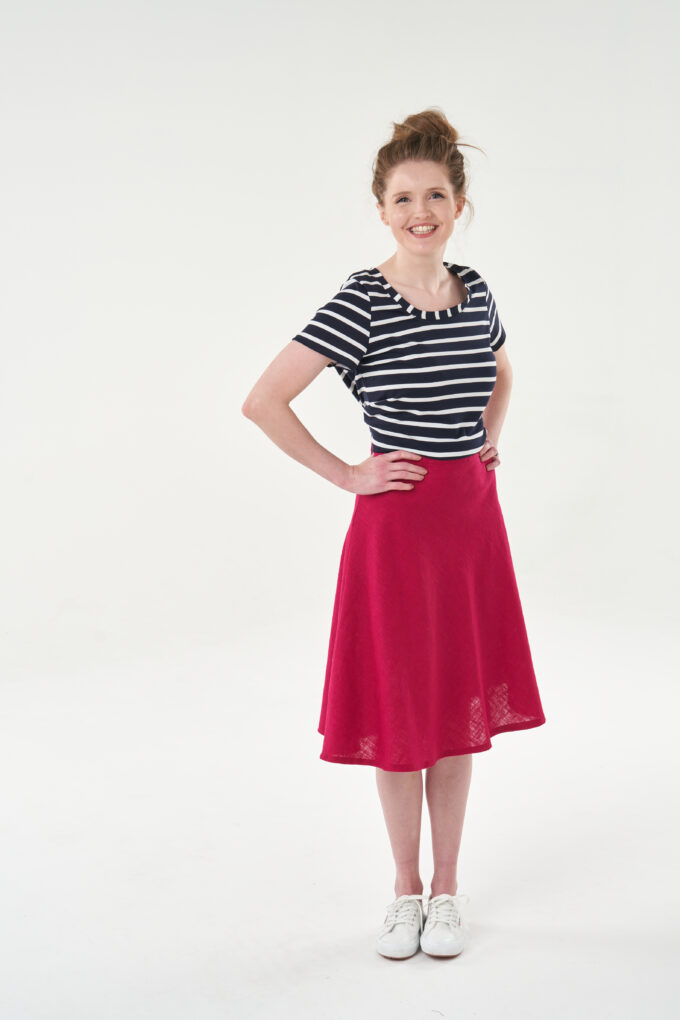 Sew Over It - Beginner T-shirt and A-line Skirt