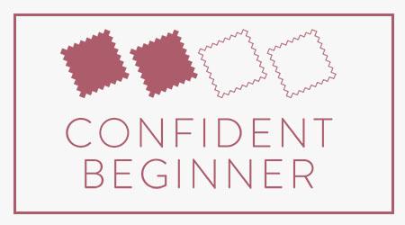 Confident Beginner Graphic