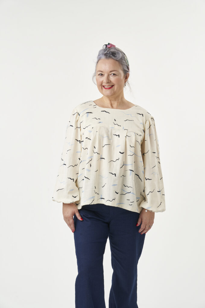Sew Over It - Frida Blouse
