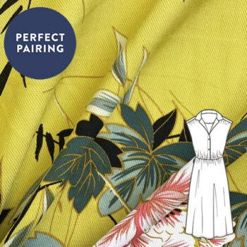 Sew Over It - Aditi Lime