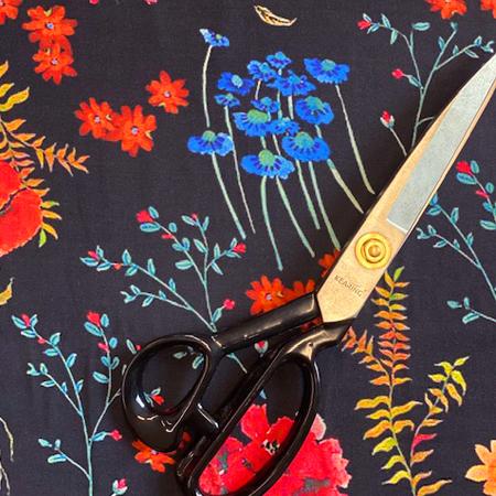 Sew Over It - Autumn Blooms Viscose