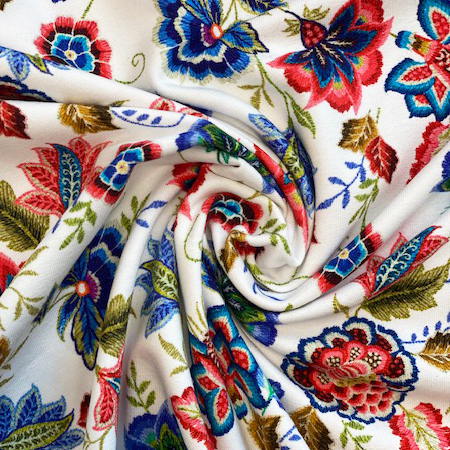 Sew Over It - Latika White jersey