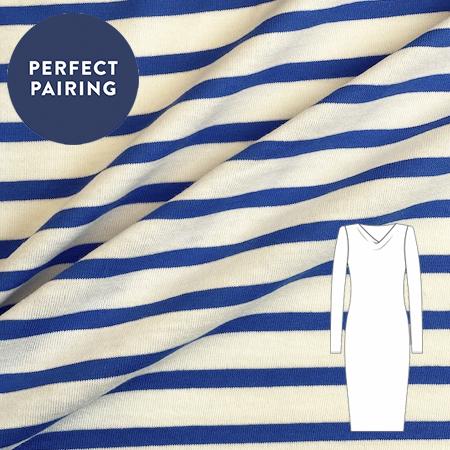 Sew Over It - Seaside jersey