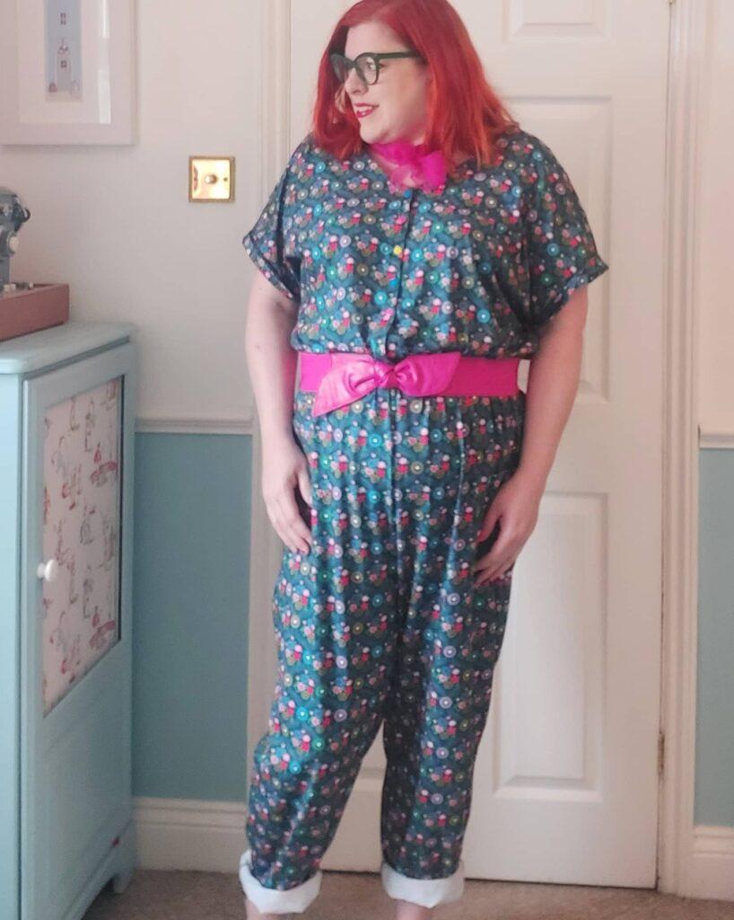 Sew Over It - Nasima Jumpsuit
