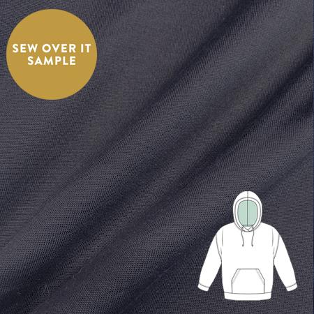 Sew Over It - Navy sweatshirt
