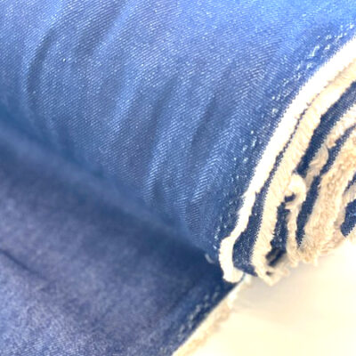Introduction to Fabric: Denim